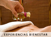 EXPERIENCIAS BIENESTAR MASAJES